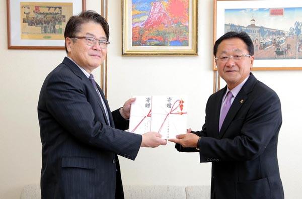 報知社会福祉事業団チャリティ 写真提供:報知新聞社